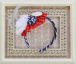 Persnickety Tribute Headband for Girls