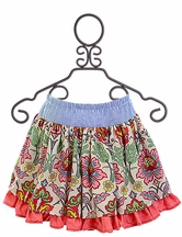 Persnickety Wonderstruck Lily Girls Skirt (2,3,5,6)