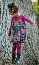 Persnickety World Market Jolie Dress in Pink