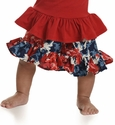Persnikety Summer Celebration Floral Shorts Infant (3-6 Mos & 6-12 Mos)