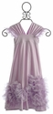 Pixie Girl Lavender Girl Maxi Dress Fairy Grace (Size 3T)