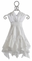 Pixie Girl White Special Occasion Dress (Size 3T)