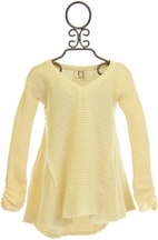 PPLA Boutique Sweater for Tweens in Ivory