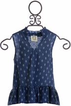 PPLA Chambray Tank for Spring
