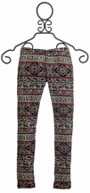 PPLA Leggings for Tweens with Roses