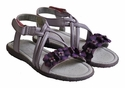 Primigi Girls Sandals Lavender Criss Cross