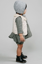 Rylee and Cru Fashion Vest for Girls with Stars