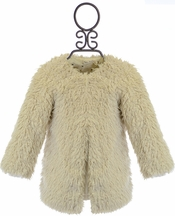 Rylee and Cru Fur Jacket (2T,3T,5,6)