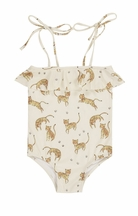 Rylee and Cru Tigers One Piece Swimsuit