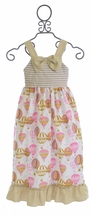 Sado Hot Air Balloon Dress for Girls