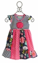 Sage and Lilly Designer Girls Tunic Seaside Breeze