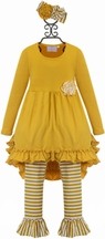 Serendipity Lil Honey Tunic Set for Girls