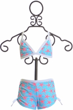 SnapperRock Bikini with Boyshorts