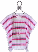 SnapperRock Cover Up Kaftan for Girls (4,8,10,12)