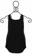 Splendid Soft Black Tank Top for Girls