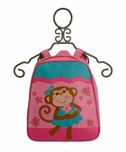 Stephen Joseph Backpack Go Go Monkey