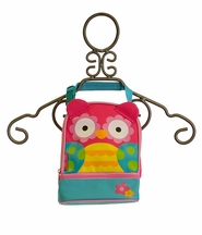 Stephen Joseph Owl Lunch Tote