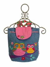 Stephen Joseph Signature Owl Backpack