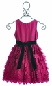 Susanne Lively Designs Flutter Pink Girls Party Dress