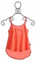 T2 Love Girls Mango Drape Back Tank Top