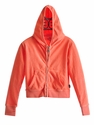 T2 Love Kids Jacket Zip Front Mango (Size 10 & 14)