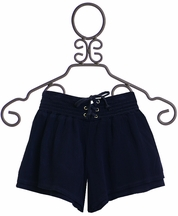 T2 Love Girls Shorts with Lace Up