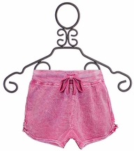 T2 Love Pink Shorts for Girls (10,12,14)