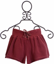 T2 Love Tween Shorts in Red