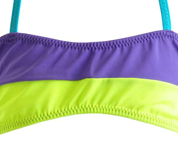 the gallery for gt bandeau bikinis for tweens
