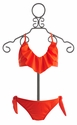 To The 9's Orange Bikini for Tweens