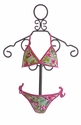 To The Nine's Bikini Set for Girls Reversible Triangle