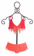 To The Nine's Fringe Bikini for Tweens (Size 14)