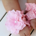 Toe Blooms Light Pink Princess Foot Wraps