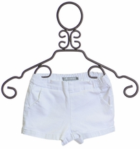 Tractr White Shorts for Girls