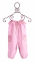 Troizenfants Infant Girls Jumper Summer Pink with Ditsy Print