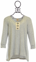 Tru Luv Designer Top for Tweens EmmyLou (7,10,12)