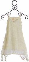 Tru Luv Positano Tween Dress in Lace (7,10,12,14)