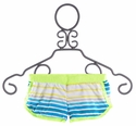 Tru Luv Tween Neon Retro Shorts (7, 10, & 14)