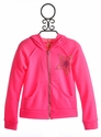 Tru Luv Tween Zip Up Hoodie Party Rock Pink