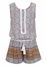 Truly Me Boutique Girls Romper