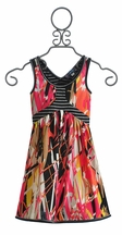 Truly Me Casual Summer Dress for Girls (Size 7)