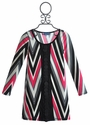 Truly Me Chevron Tween Dress for Girls