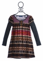 Truly Me Frilly Sweater Dress
