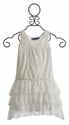Truly Me Ivory Lace Girls Dress Casual