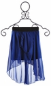 Truly Me Royal Blue Hi Low Tween Skirt