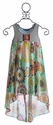 Truly Me Tween High Low Dress Maxi (Size 12)