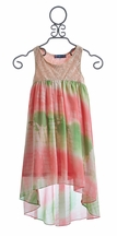Truly Me Tween Special Occasion Dress Pink Sequin (5 & 8)