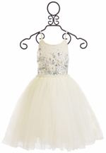 Tutu Du Monde Beverley Tutu Dress in Ivory (Size 4/5)