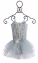 Tutu Du Monde Elegant Dress for Girls Soft Sky