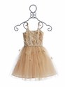 Tutu Du Monde Fancy Girls Dress in Magnolia